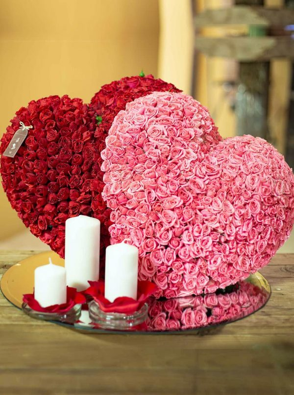 Make your day even more special with beautiful floral arrangements from WUD Flowers, Dubai.