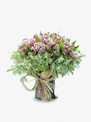 Discover beautifully crafted arrangements by WUD Flowers, Dubai