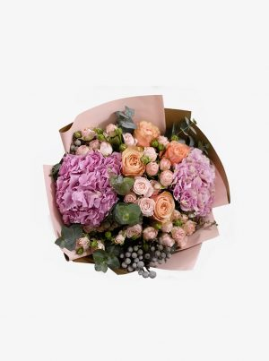 Pastel Perfection WUD Flowers