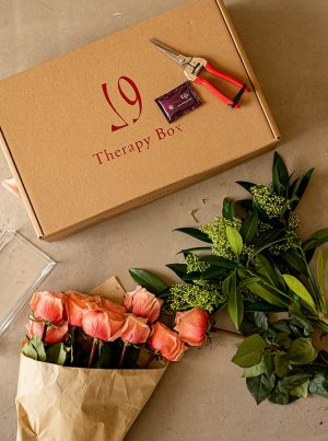 Your personally selected Therapy Box