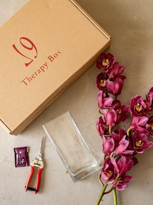 Your personally selected Therapy Box - Pink Perfection