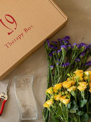 Your personally selected Therapy Box - Living Garden