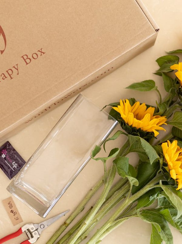 Your personally selected Therapy Box - Be Happy