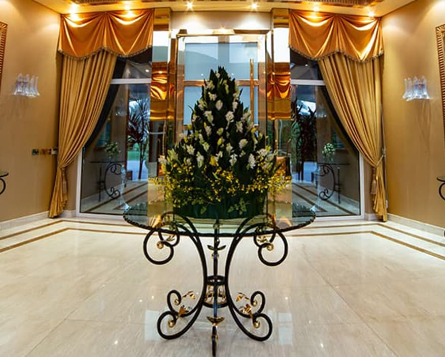 Make your corporate event a success with WUD Flowers, Dubai.